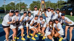 Emory wins the 2016 DIII Women's Tennis Championship