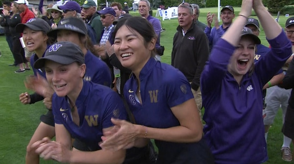 DI Women's Golf: Washington wins the national title