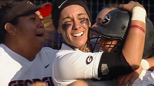 DI Softball: Georgia upsets Florida