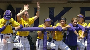 DI Softball: LSU forces game three