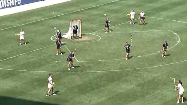 2016 DIII Women's Lacrosse Semifinal Full Replay: Franklin & Marshall vs. Trinity (CT)