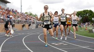 Wisconsin-La Crosse wins the 2016 DIII Men's Outdoor Track & Field Championship