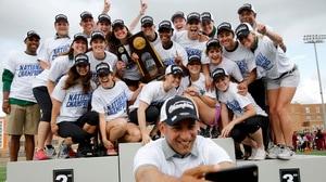 Illinois Wesleyan wins the 2016 DIII Women's Outdoor Track & Field Championship