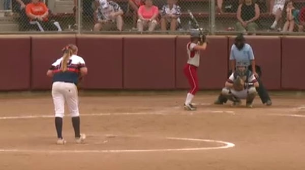 2016 DIII Softball Game 13 Full Replay: Texas-Tyler vs. St. John Fisher