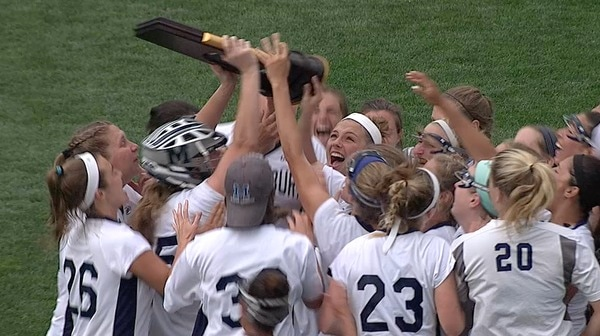 2016 DIII Women's Lacrosse Championship Full Replay: Middlebury vs. Trinity (CT)