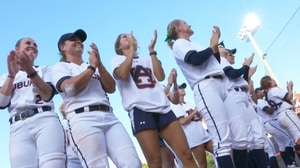 DI Softball: Auburn wins Super Regional