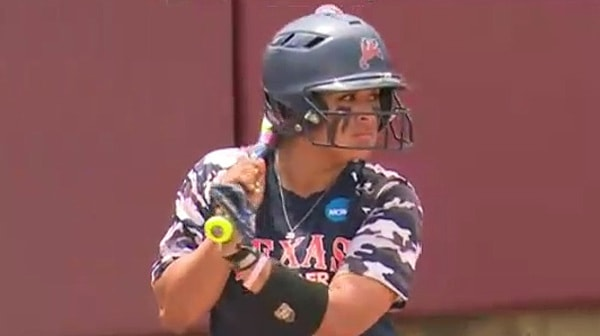 2016 DIII Softball Championship Game 1 Full Replay: Texas-Tyler vs. Messiah