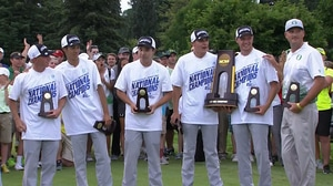 DI Men's Golf Championships: Oregon claims the National Title