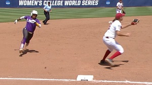 WCWS: LSU takes out Alabama