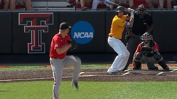 DI Baseball Super Regional: Texas Tech vs. East Carolina Game 2