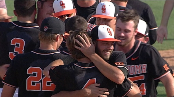 DI Baseball Super Regional: Oklahoma State advances to the CWS
