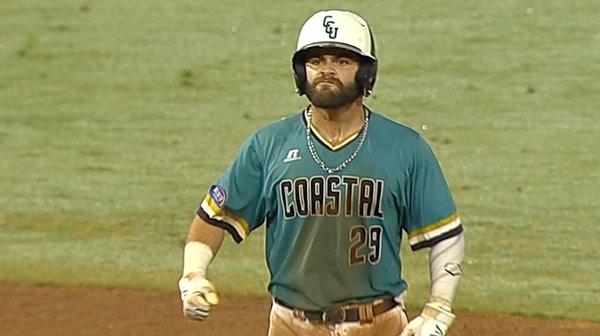 DI Baseball Super Regional: LSU vs. Coastal Carolina Game 2