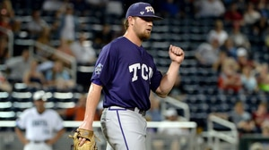 CWS: TCU defeats Coastal Carolina