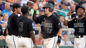 CWS: Coastal Carolina defeats TCU
