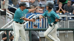 CWS: Coastal Carolina takes down TCU