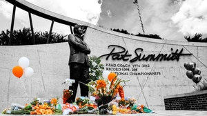 Tennessee Women's Basketball: Pat Summitt 1952-2016