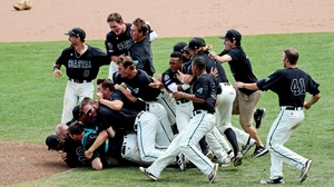 CWS Finals: Coastal Carolina wins the...