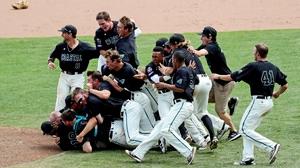 CWS Finals: Coastal Carolina wins the...
