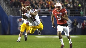 College Football: 5 best wide receivers of...