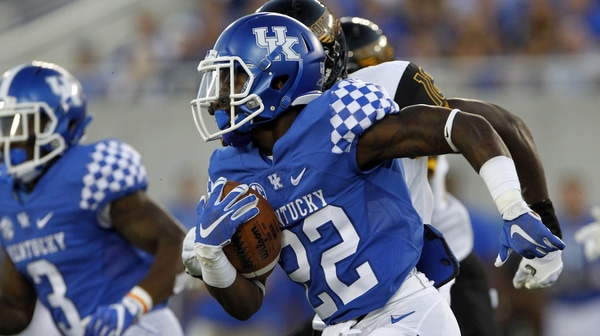 Kentucky Football: Wildcats new uniforms