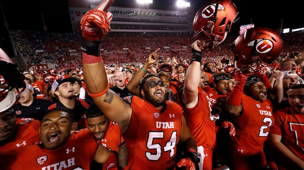 College Football: Utah wins Holy War vs BYU | Social Game