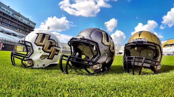 UCF Football: Knights' new uniforms