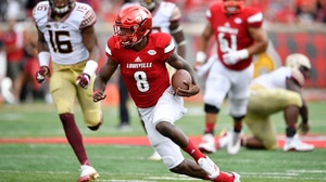 College Football: Louisville's big win...