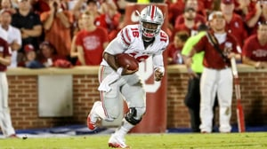 College Football: Hand Him The... Ohio State's J.T. Barrett