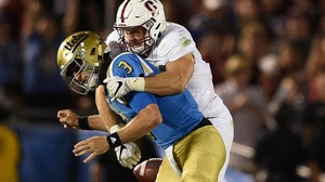 College Football: Stanford triumphed over...