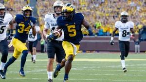 College Football: Hand Him The... Michigan...