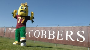 College Sports: Meatless Mascots | High Five