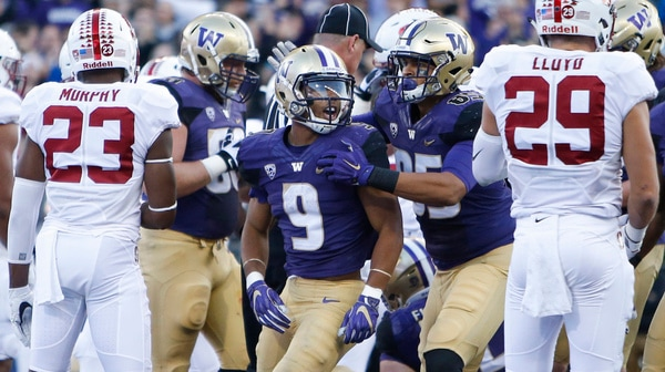 Washington dominates Stanford | Social Game Video Rewind