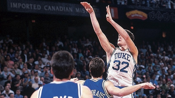 Throwback Thursday: Laettner's 'The Shot'