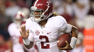 College Football: Alabama takes down Arkansas