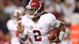 College Football: Alabama takes down Arkansas