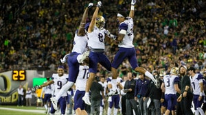 College Football: Washington dominates Oregon | Social Game