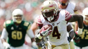 College Football: Hand Him The... Florida State's Dalvin Cook