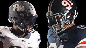 Pittsburgh-Virginia Football: Updated Uniforms