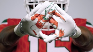 Miami Football: 'Legend of the U' uniforms