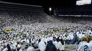 College Football: Penn State wins upset and Joe Williams sets record in this week's Social Rewind