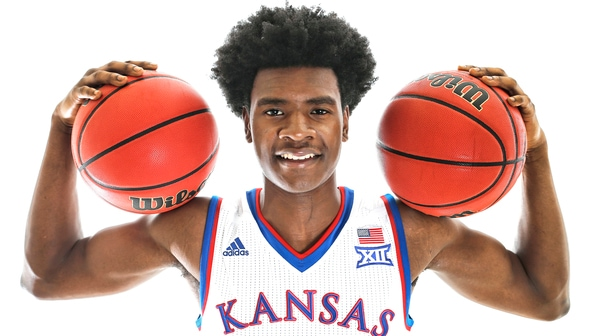 Kansas Basketball: Josh Jackson | Newcomer Spotlight
