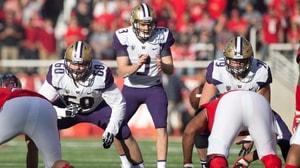 College Football: Washington squeeks by Utah