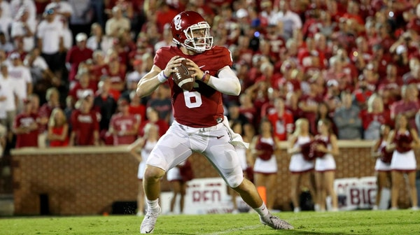 College Football: Hand Him The... Oklahoma's Baker Mayfield