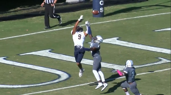 FCS Football: Top Plays from Week Nine