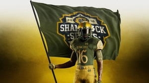 Notre Dame Football: Shamrock Series Uniforms