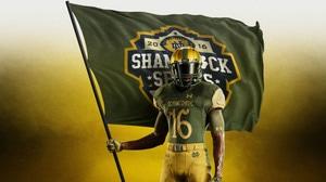 Notre Dame Football: Shamrock Series Uniforms