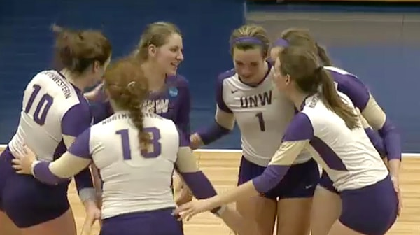 2016 DIII Women's Volleyball Quarterfinal Full Replay: Eastern vs. Northwestern-St. Paul