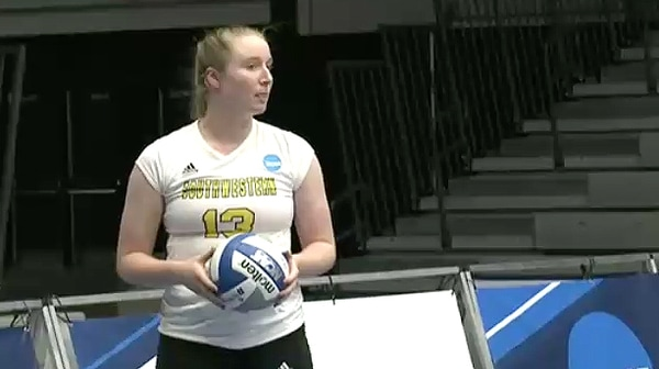 2016 DIII Women's Volleyball Quarterfinal Full Replay: Tufts vs. Southwestern (TX)