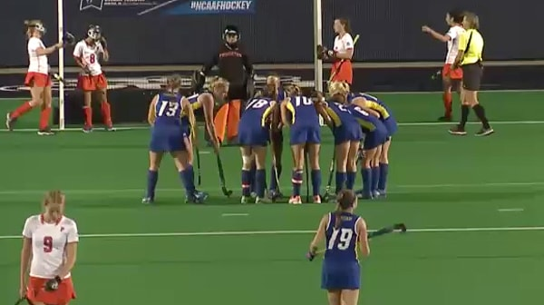 2016 DI Field Hockey Semifinal Full Replay: Delaware vs. Princeton