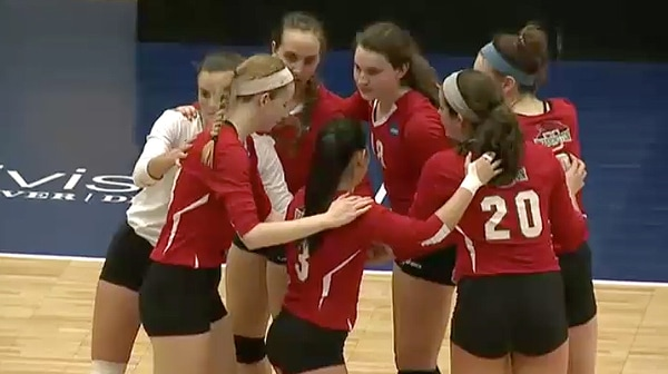 2016 DIII Women's Volleyball Semifinal Full Replay: Southwestern (TX) vs. Washington-St. Louis